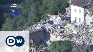 ما بعد الزلزال في إيطاليا | الأخبار