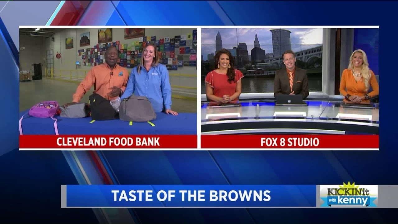 Kenny previews Taste of the Browns