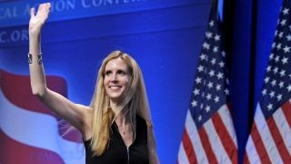 Bernie Sanders supports Ann Coulter