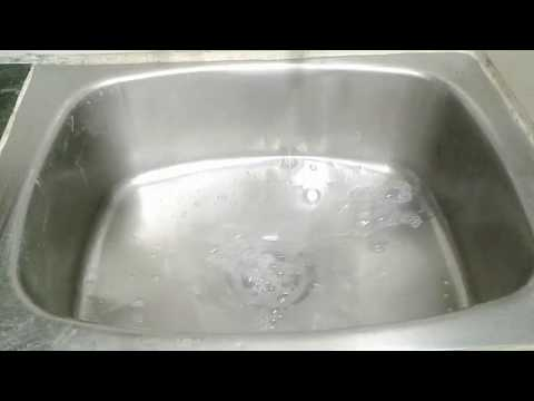 Kitchen sink cleaning tips in hindi / how to deep clean dirty kichen sink / hindi craft corner