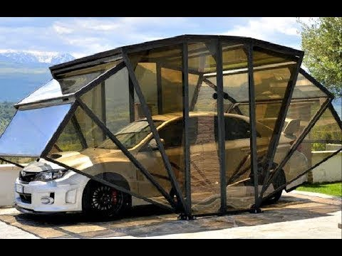 INCREDIBLE AND INGENIOUS Folding GARAGES Compilation 2018