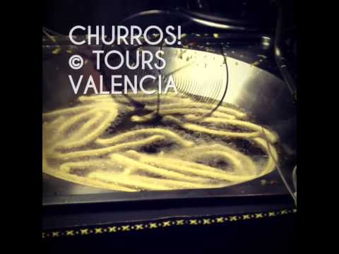Churros! | Tours Valencia