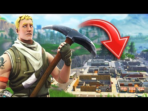I found a game breaking glitch in Fortnite (FIX THIS NOW)