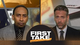 Stephen A., Max agree with Adam Silver