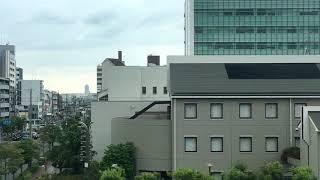 南海線 新今宮駅から堺駅 側面展望