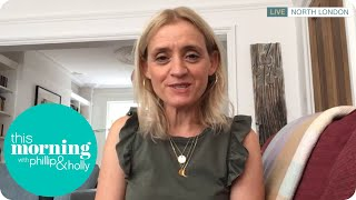 Download lagu Sex Education's Anne-Marie Duff On Her New Drama ' The Salisbury Poisonings'   This Morning