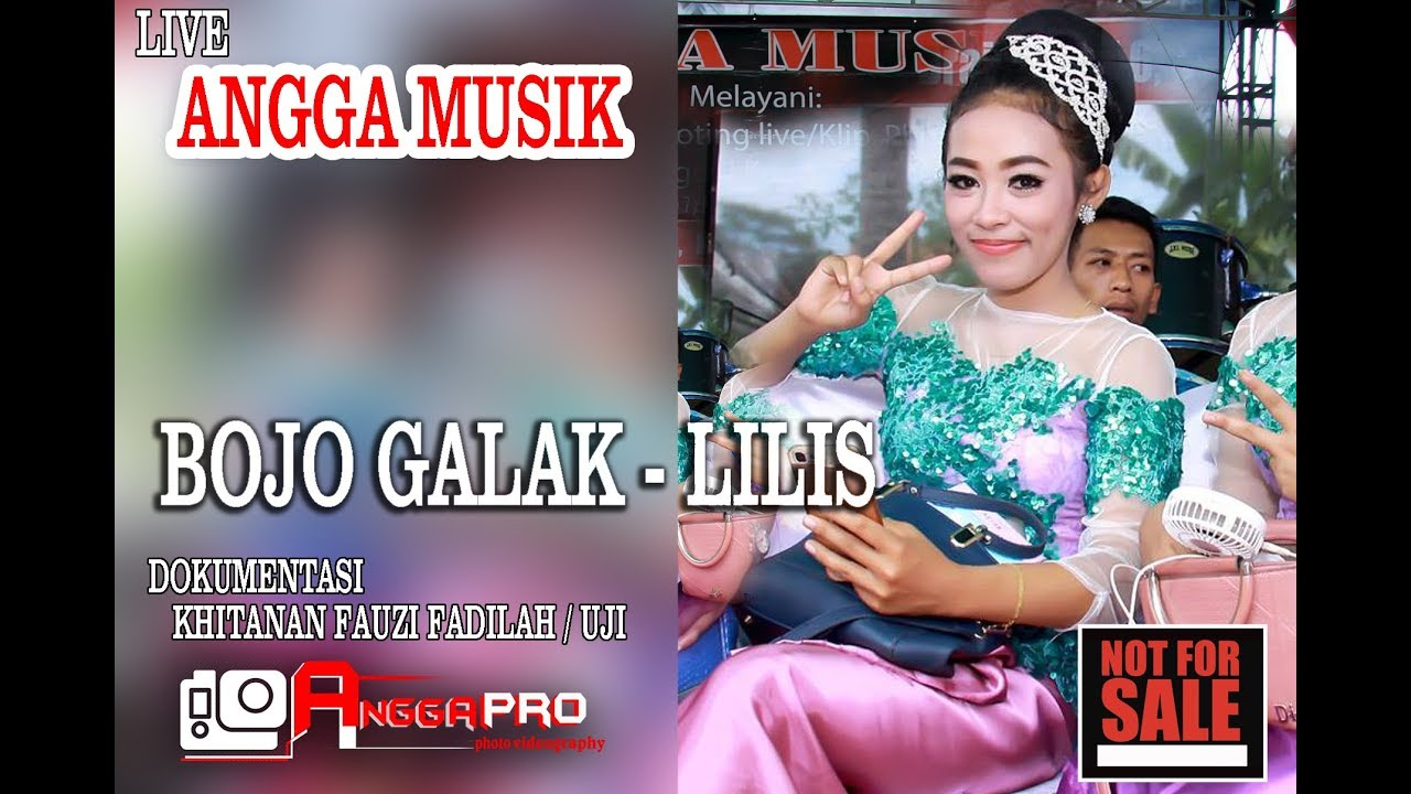 Bojo Galak: Angga Musik