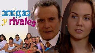 Amigas y Rivales: Laura conoce a su verdadero padre | Escena - C73