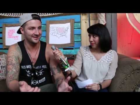Secondhand Serenade - SXSW 2015 Interview