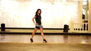 Miss India CT 2014 pageant training