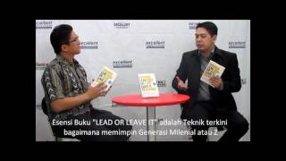 The Books Talk by Jazak Yus Afriansyah at TV Excellent