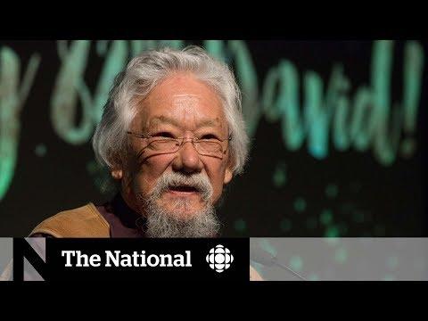 David Suzuki's honorary degree angers Albertans