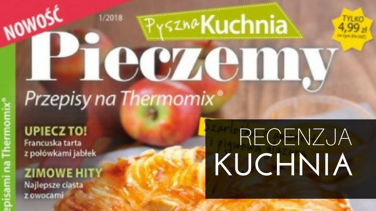 Recenzja Pyszna Kuchnia Pieczemy 12018 Wydawnictwo Bpv