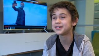 Samuel (13) speelt in #ProjectC met 65 YouTubers