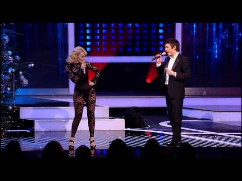 Kylie Minogue & Leon Jackson - Better The Devil You Know (X Factor 2007)
