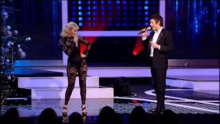 Kylie Minogue & Leon Jackson - Better The Devil You Know (X-Factor 2007) [Live]