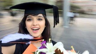 Shirley Setia , Graduation , #ShirleyVlogs