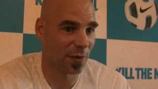 Marcus Hahnemann and Thomas Sorensen interviews in talkSPORT mag