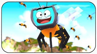 Devenir l'abeille reine I Mean King Of Bees - Roblox Bee Swarm Simulator