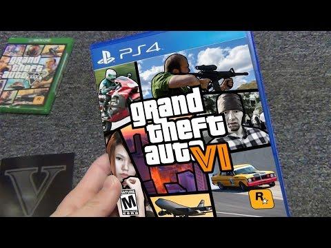ROCKSTAR GAMES CONFIRMS GTA 6! GRAND THEFT AUTO 6 CONFIRMED!