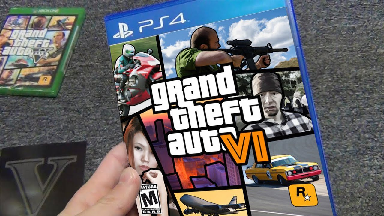 Rockstar Games For Ps4 : Rockstar games confirms gta grand theft auto