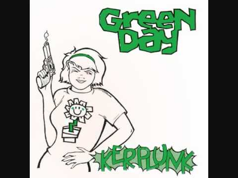 Green Day Welcome to Paradise (Kerplunk)