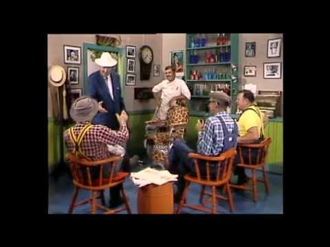 Dizzy Dean on Hee Haw