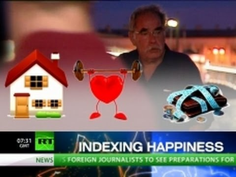 CrossTalk: Gross Happiness - Cash the Key?