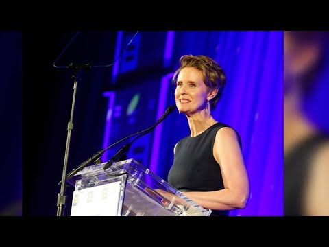"""Cynthia Nixon, former """"Sex and the City"""" star, announces campaign for New York governor"""