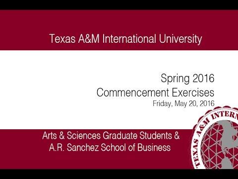 Ceremony II College of Arts & Sciences -Sanchez School of Business