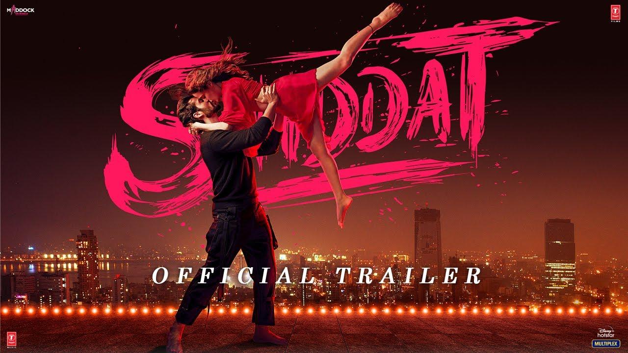 Download Shiddat - Official Trailer | Sunny Kaushal, Radhika Madan, Mohit Raina, Diana Penty |1st October