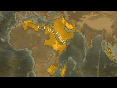 Eu4 - Timelapse - Rise of the Mamluks