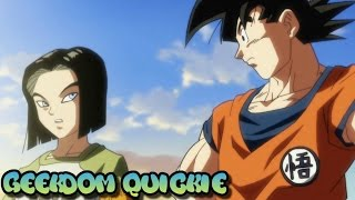 Dragon Ball Super Android 17 Plot Hole Discussion