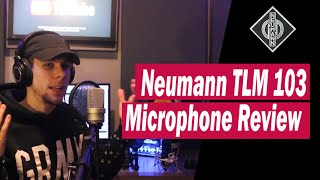 Neumann TLM 103 Condenser Microphone Review/Test (Rap Vocals)