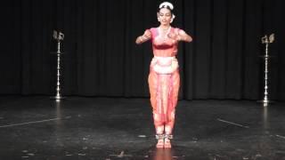 SwethaGaneshkumar - Bharathanatiyam - Keertanam – Adidum Arase