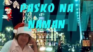 """PASKO NA NAMAN singer: freddie aguilar  """"sonny layugan"""""""