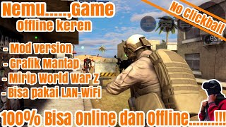 """Game Offline Keren """"Zombie Combat simulator Mod"""" 100% bisa online & offline"""