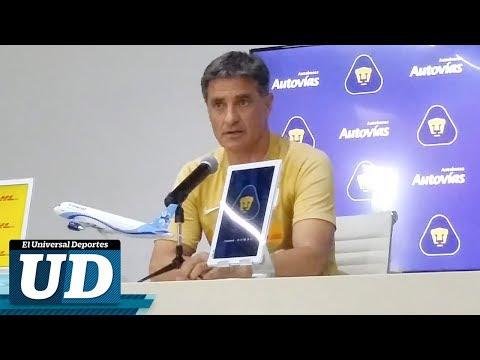 🤭  'Michel' le responde al 'Piojo' rumbo al clásico América-Pumas 😱
