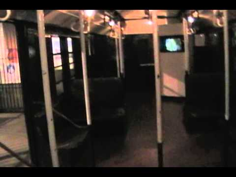 Vintage Subway Car - NY State Museum
