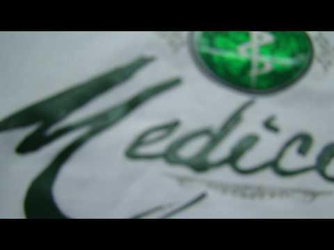 Camiseta de Medicina Med-02 Sulgraf