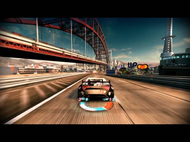 Split/Second Xbox 360 Walkthrough/Gameplay HD #1