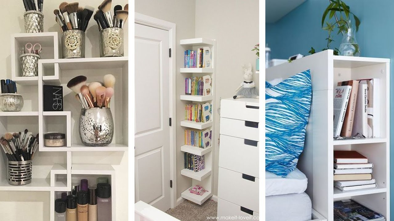 24 Super Cool Bedroom Storage Ideas That You Probably Never Considered Youtube
