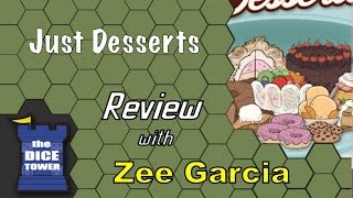 Just Desserts Review - with Zee Garcia