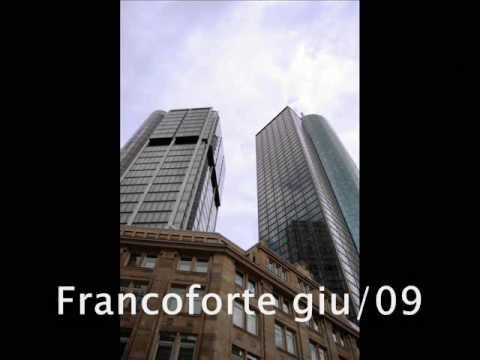 Francoforte sul meno - Frankfurt am main (photos & video Germany)