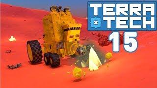 Прохождение TERRATECH: #15 - КВАДРОКОПТЕР УБИЙЦА!