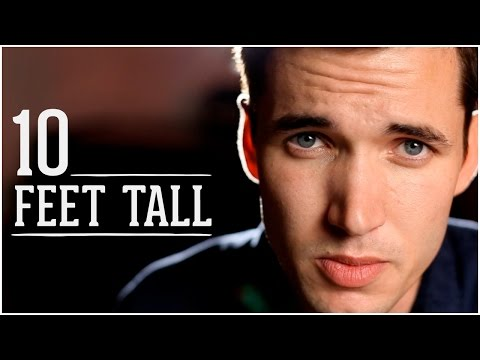 Afrojack - Ten Feet Tall ft. Wrabel (Acoustic Cover by Corey Gray)