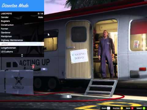 gta 5 director mode guide