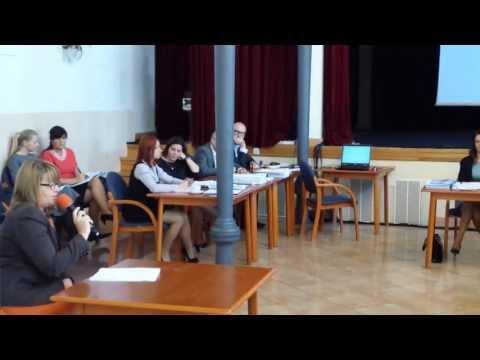 Punkt 5. XLV  Sesji Rady Miejskiej w Międzyzdrojach