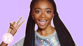 17 Questions With Skai Jackson
