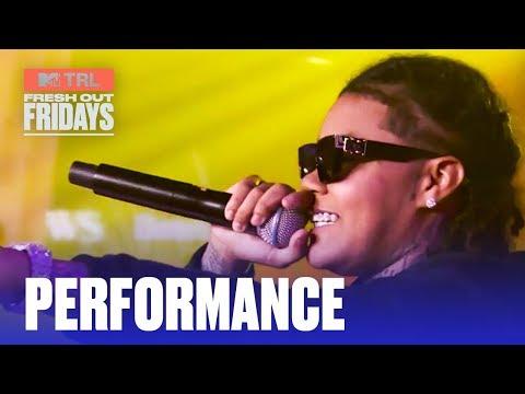 Young M.A Performs 'BIG' Live!   #MTVFreshOut